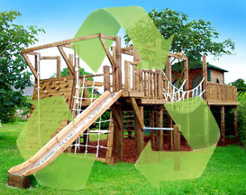 Sustainable Garden and Playgrounds