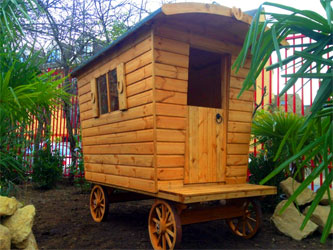 Gypsy Caravan for Children